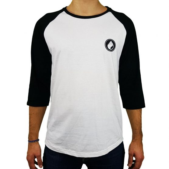 T-shirt raglan original beachwear